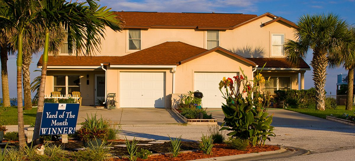 Military housing patrick family housing welcome to patrick for Beach house designs satellite beach fl
