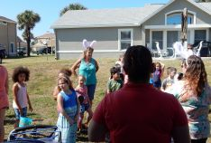 Patrick 2016- Easter Hunt Event